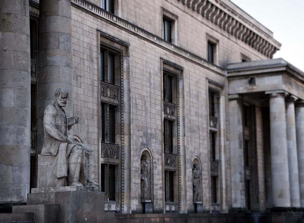 pałac kultury taras widokowy