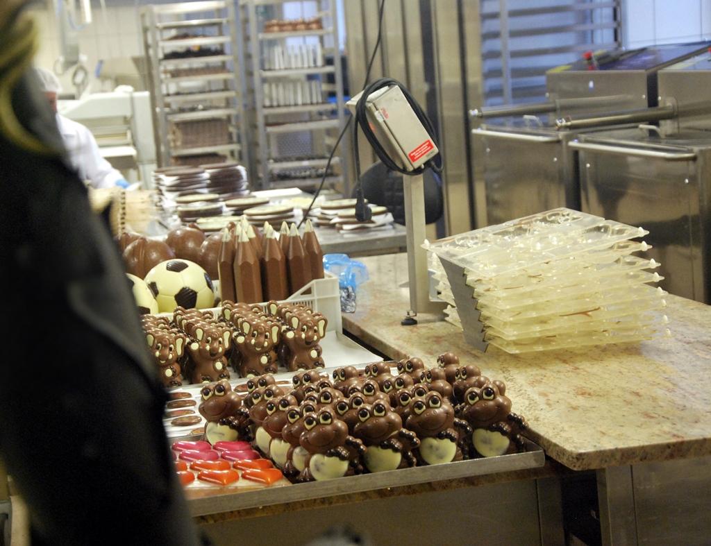 fabryka czekolady wedel