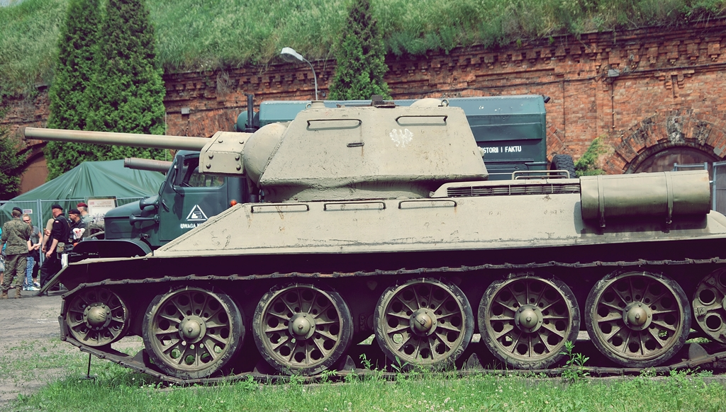 muzeum polskiej techniki wojskowej
