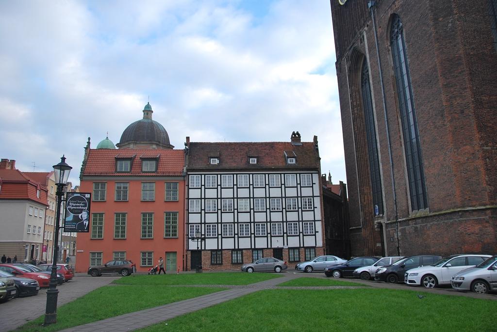 stare miasto gdańsk