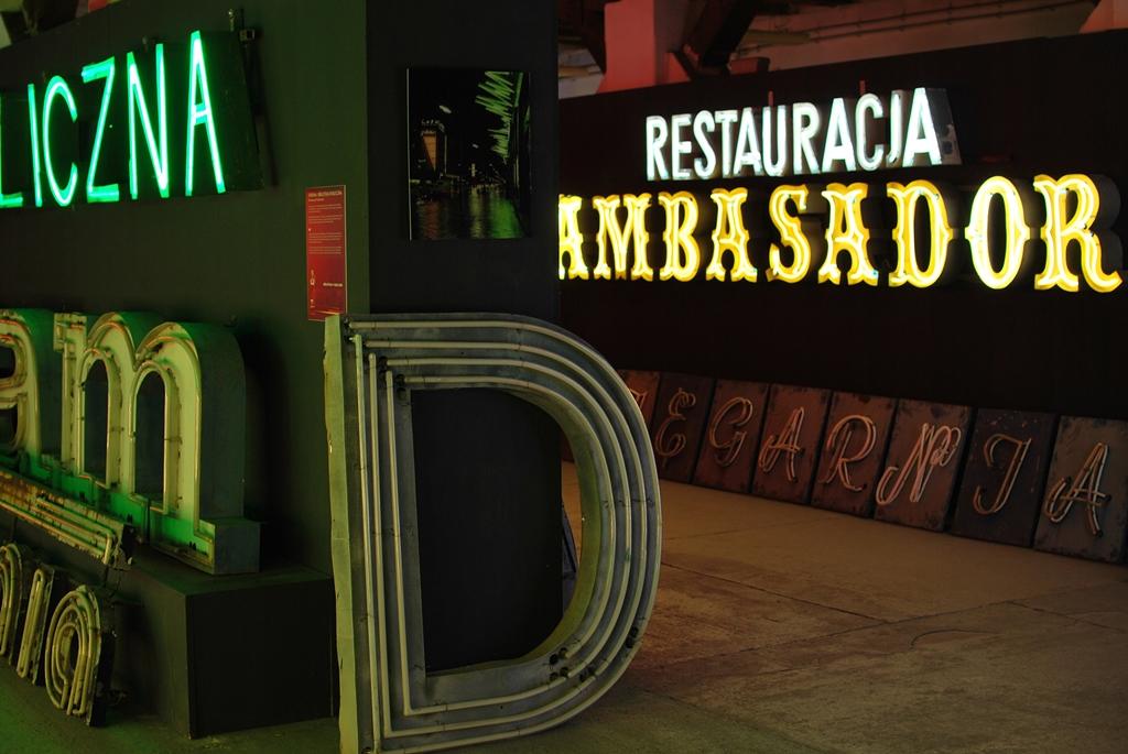 muzeum neonów