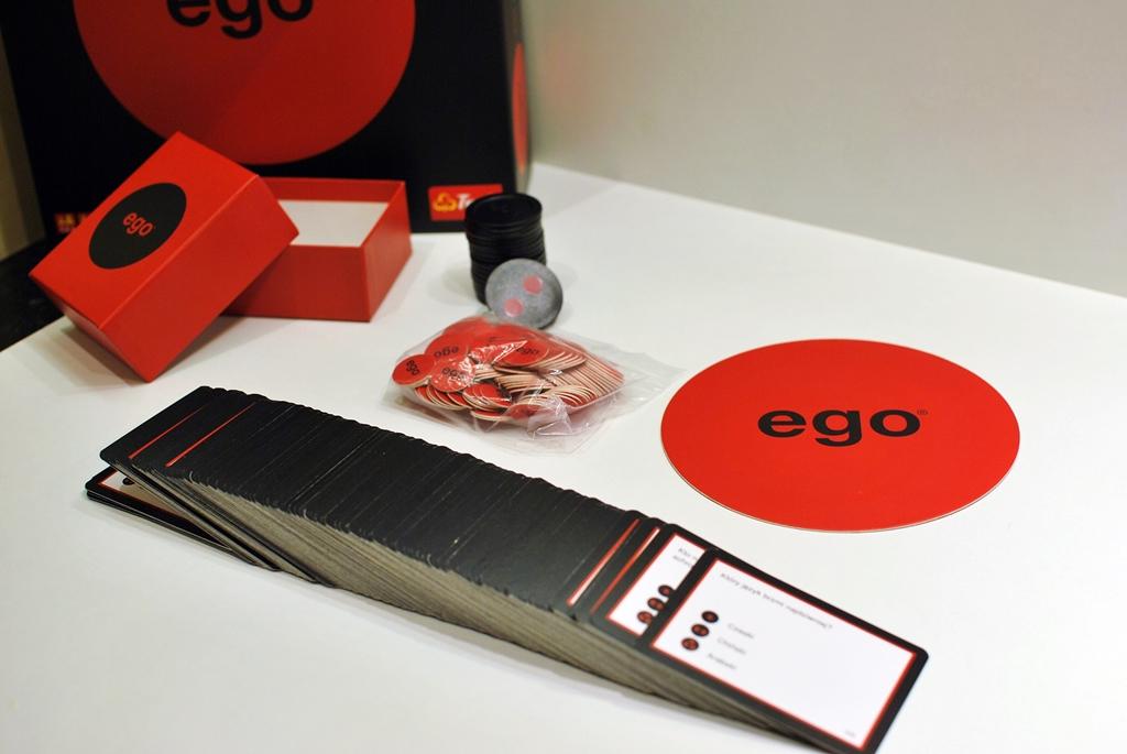 ego gra planszowa