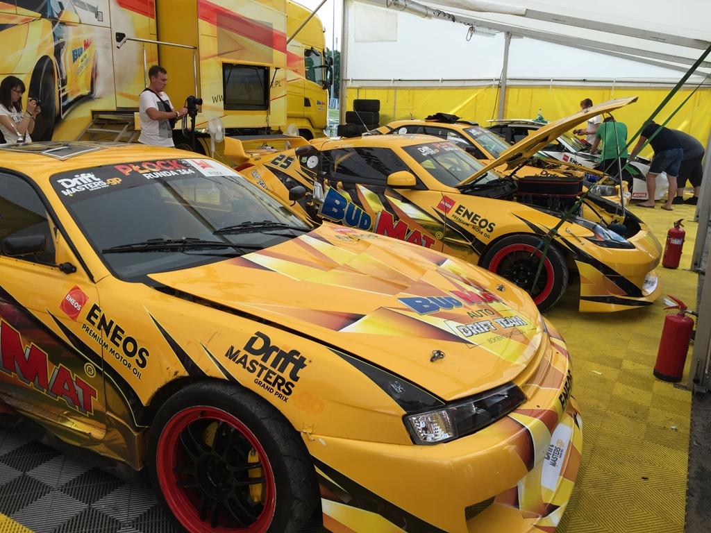 drift masters płock