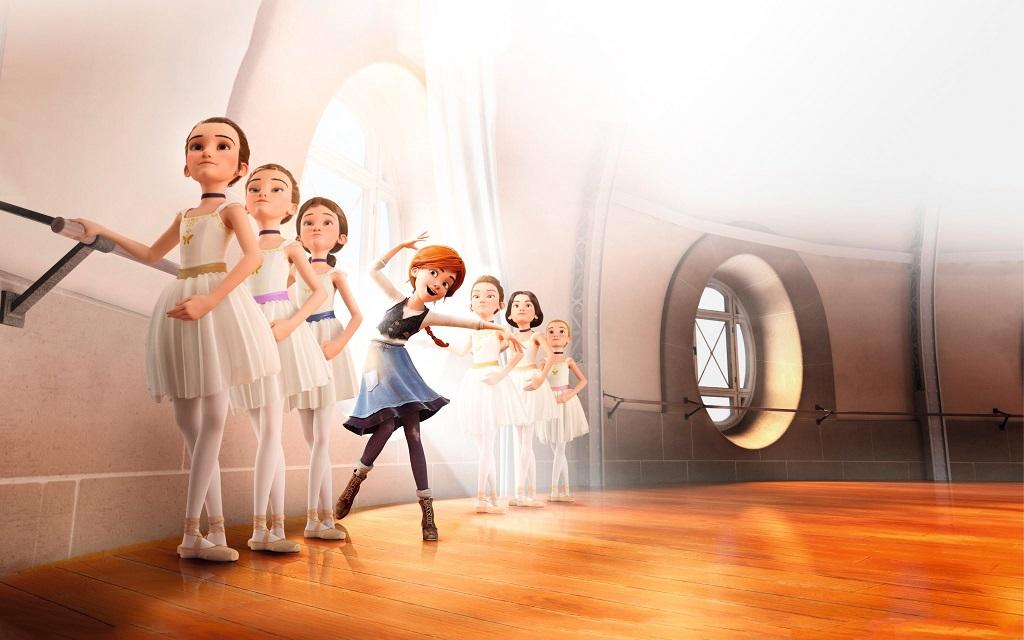 balerina recenzja