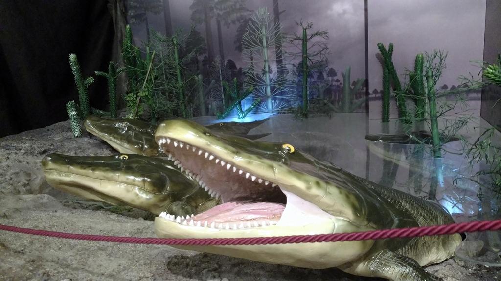 dinozaury warszawa
