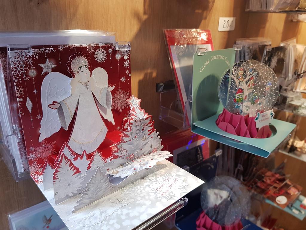 świąteczna warszawa
