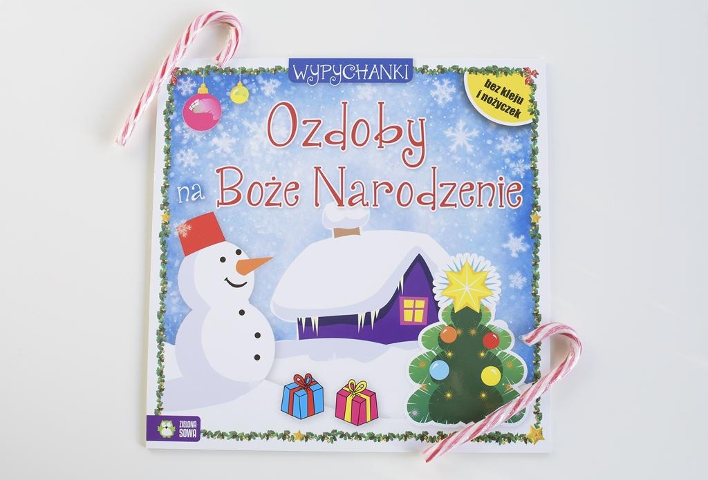 książki świąteczne dla dzieci