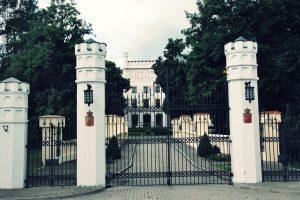 pałac w starejwsi