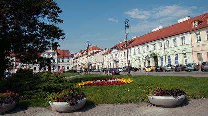 stare miasto płock
