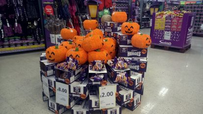 halloween slough