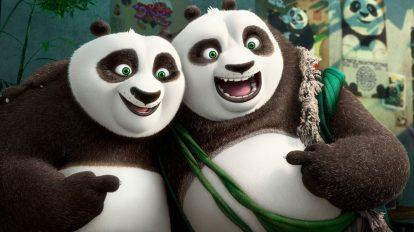 kungfu panda 3 recenzja