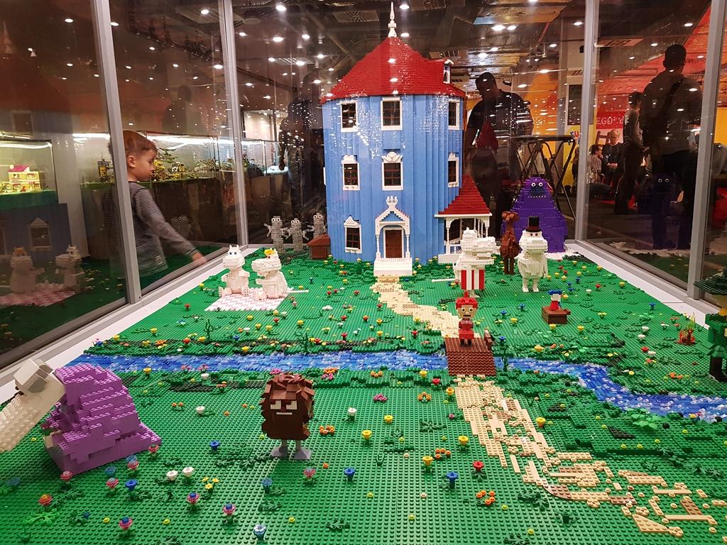 Wystawa Lego Cząstka Legolandu W Warszawie Skomplikowane