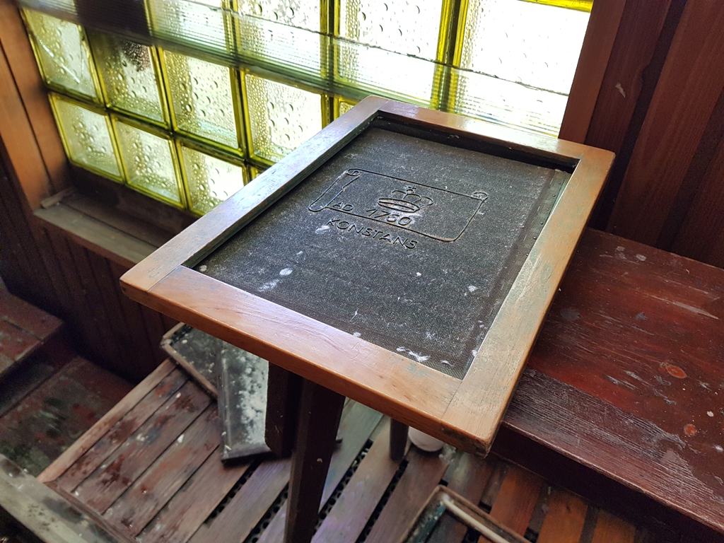 muzeum papiernictwa konstancin