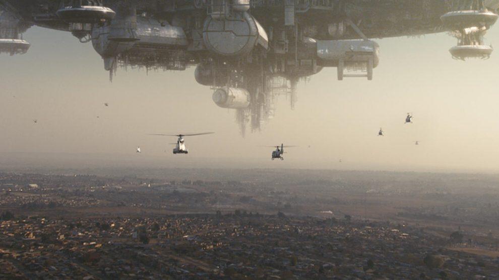 filmy o ufo