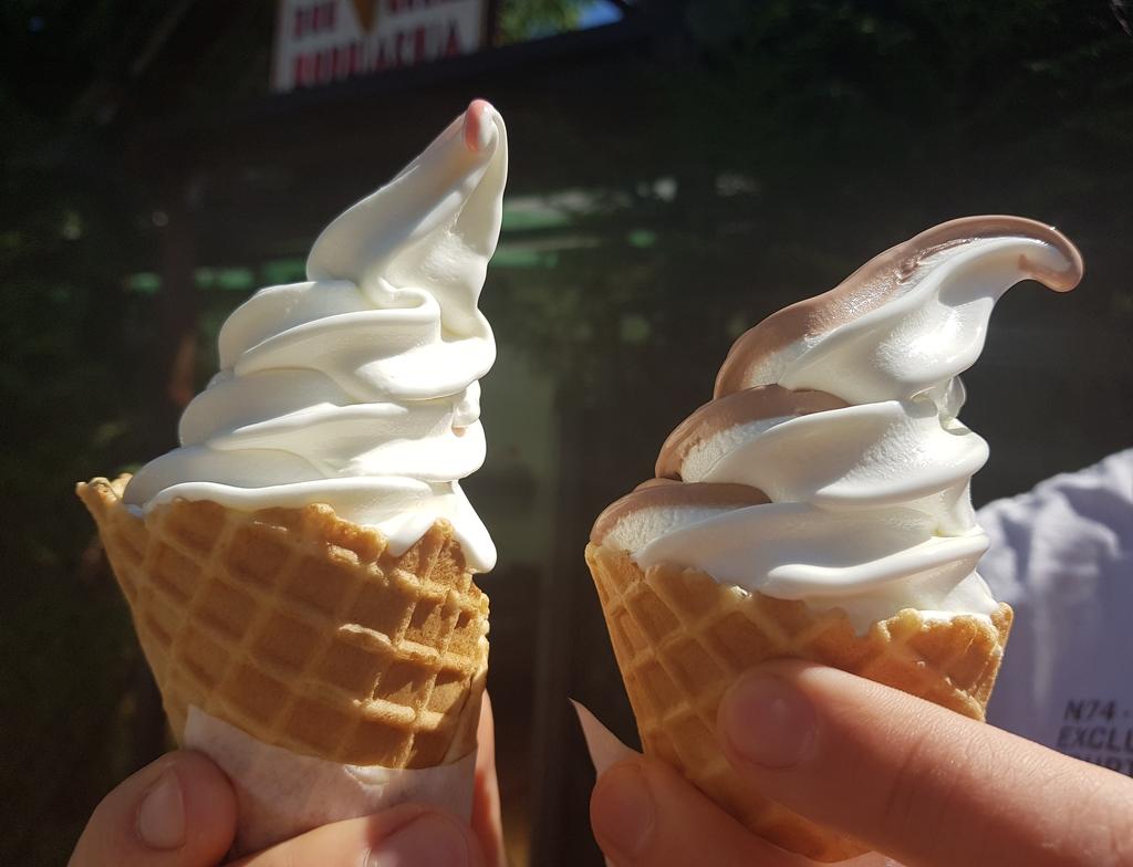 najlepsze lody mazowsze