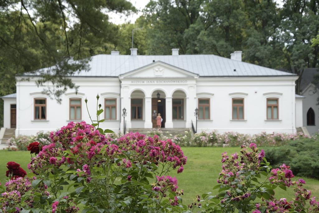 muzeum jana kochanowskiego w czarnolesie