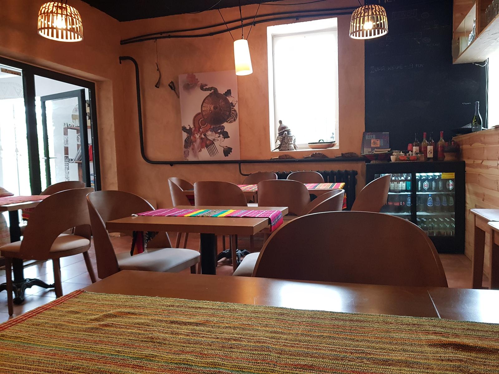Restauracja Afrykasy Kuchnia Etiopska W Warszawie Czy To Moze Byc