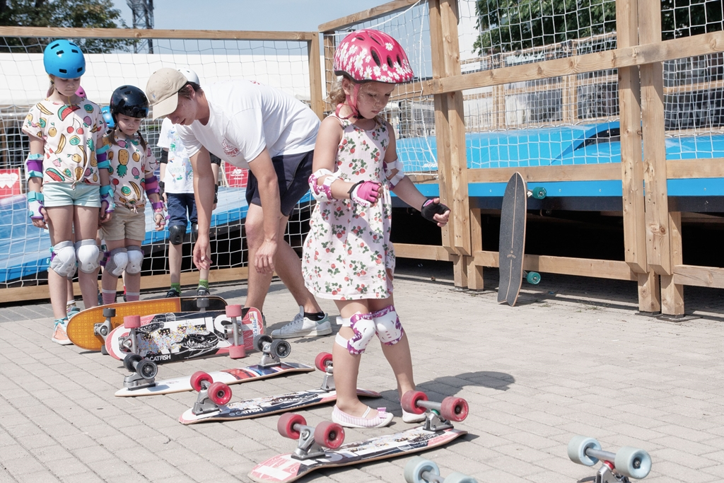 summer camp wola park