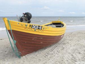gdzie zjeść nad morzem