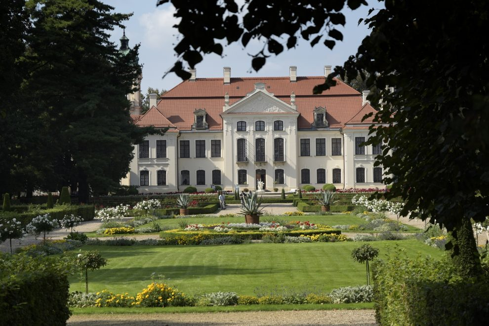 pałac w kozłówce