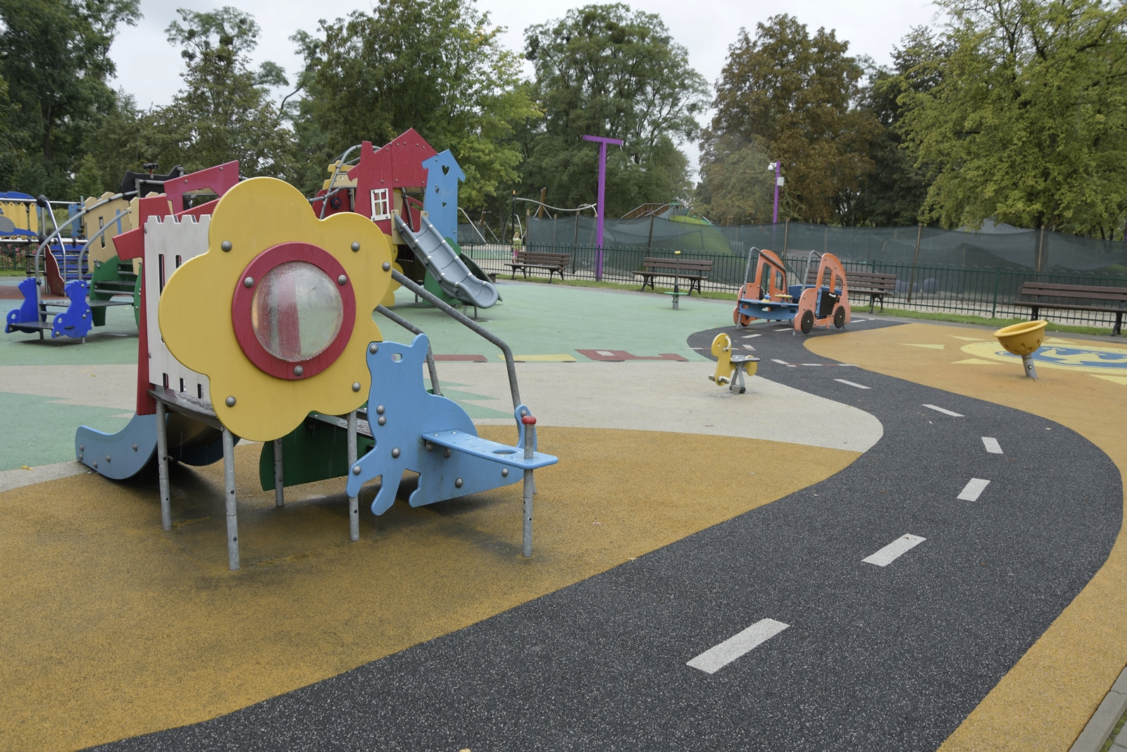 park bajka