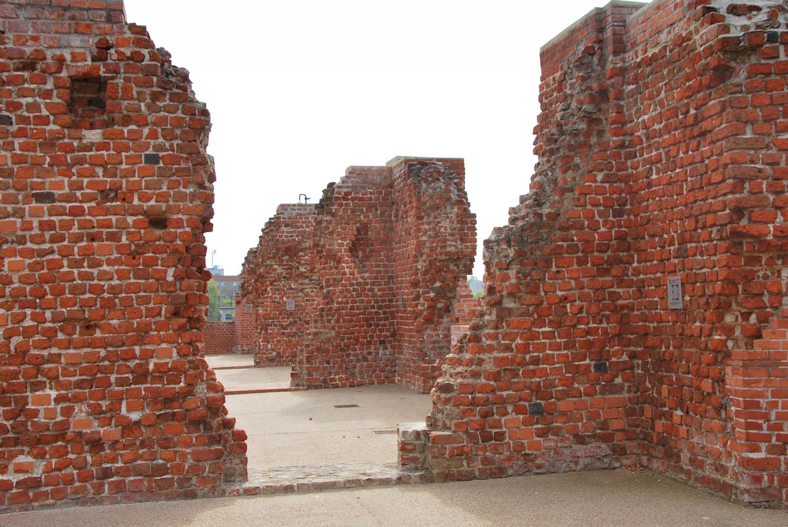 zamek w sochaczewie
