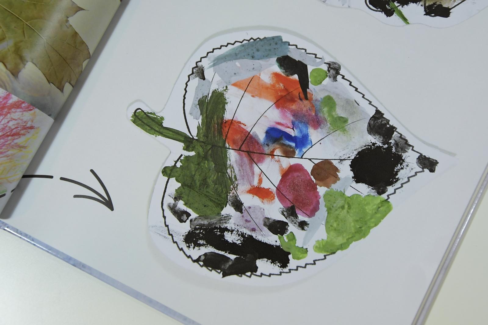 co zrobić z rysunkami dziecka
