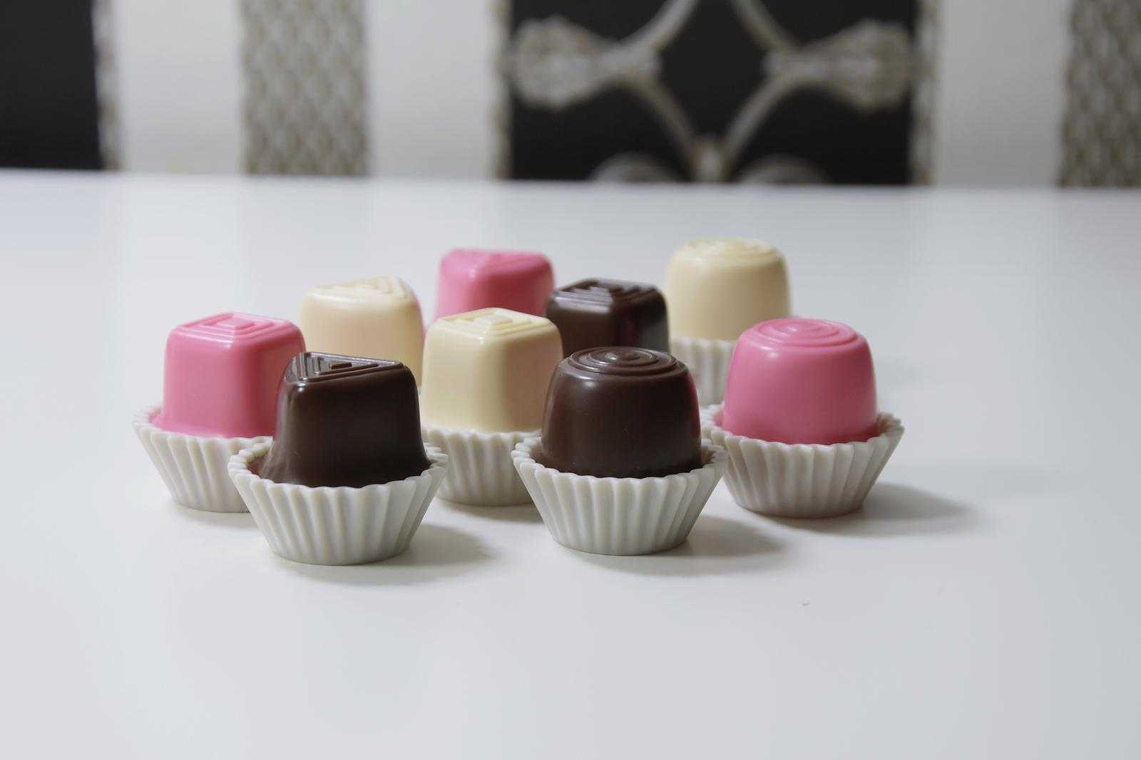 czekoladki gra