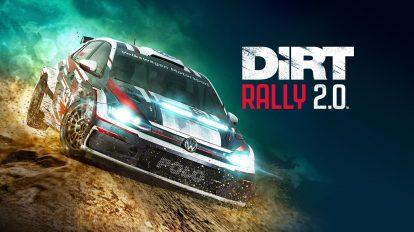 dirt rally 2.0 recenzja