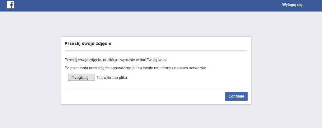 dwa dni bez facebooka
