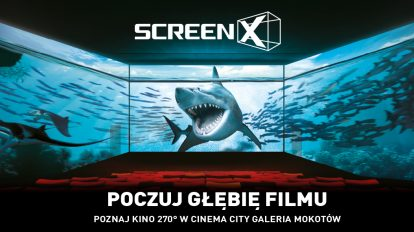 cinema city screen x