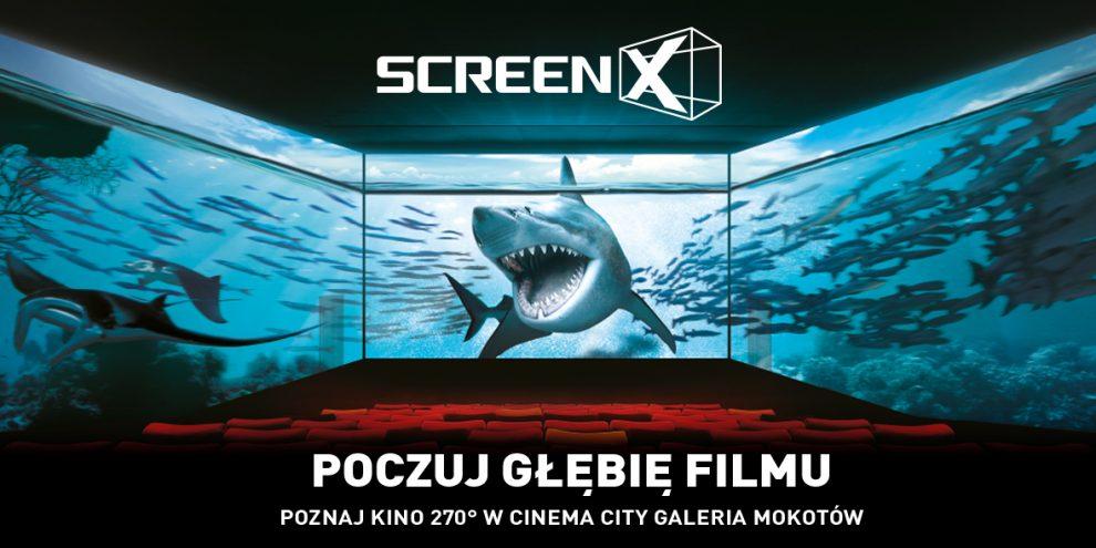 cinema city screen x