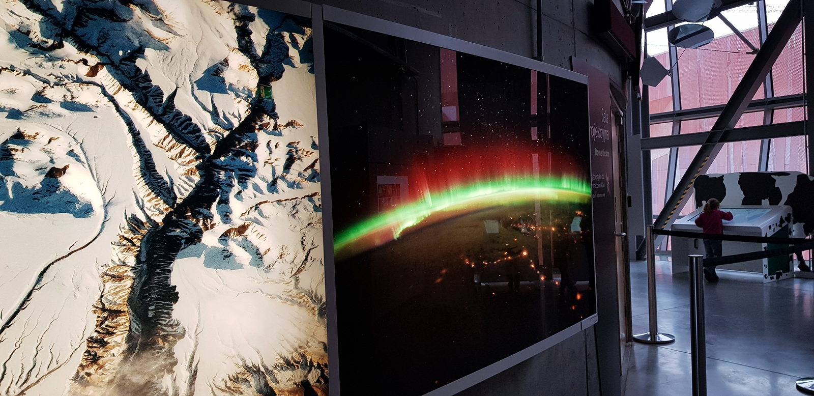 planetarium niebo kopernika