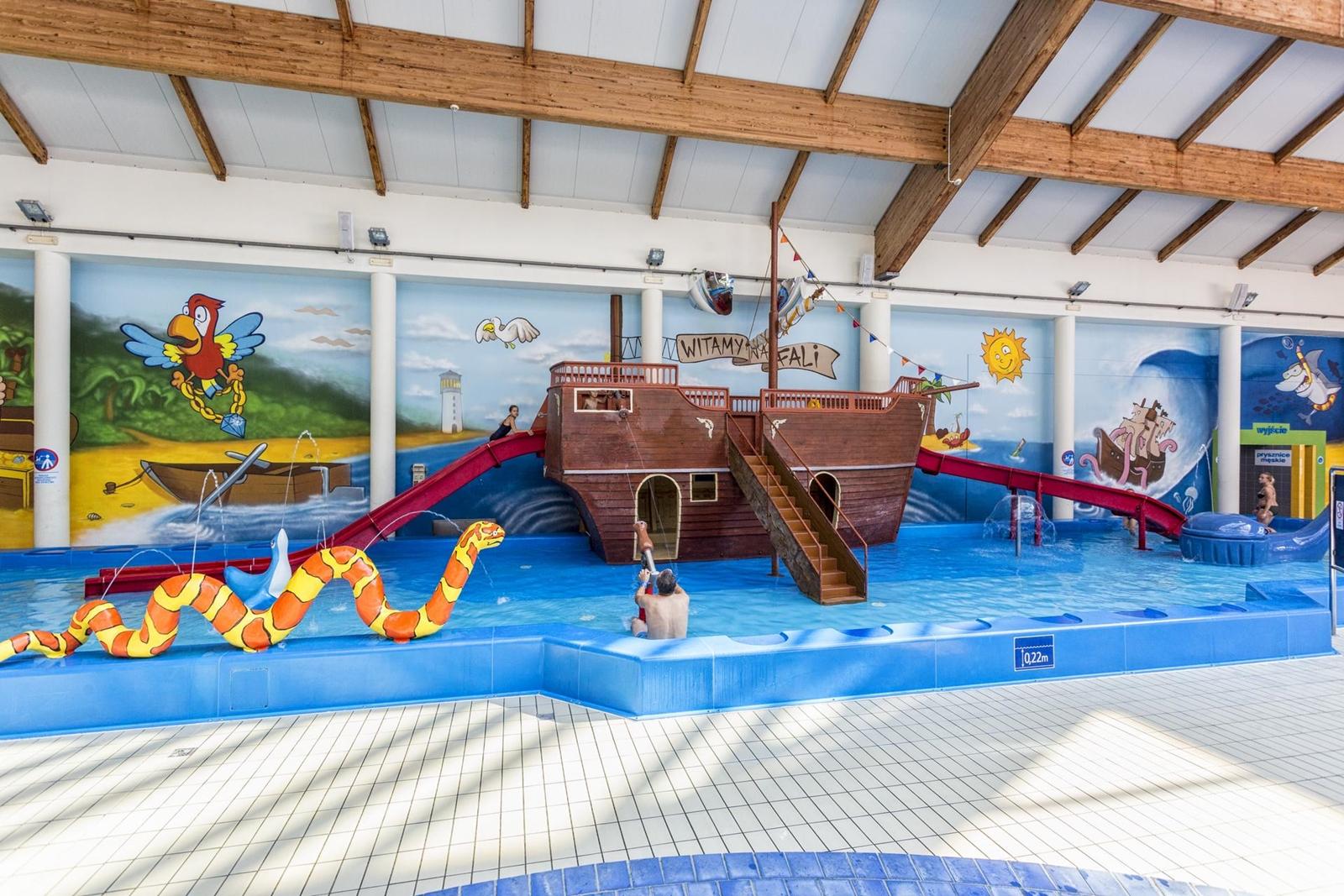 aquapark fala w łodzi