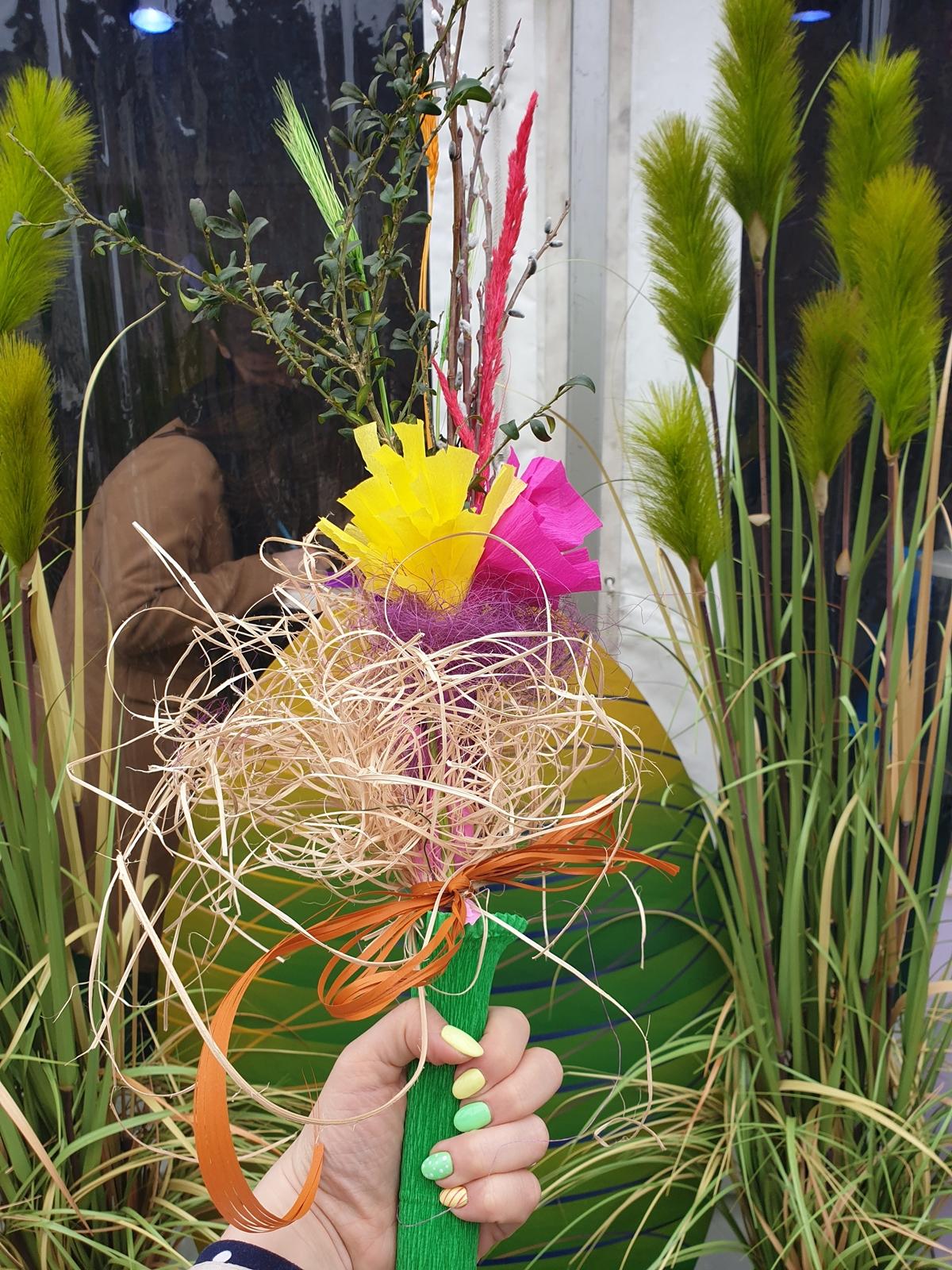 palma pisanka warszawiak i warszawianka