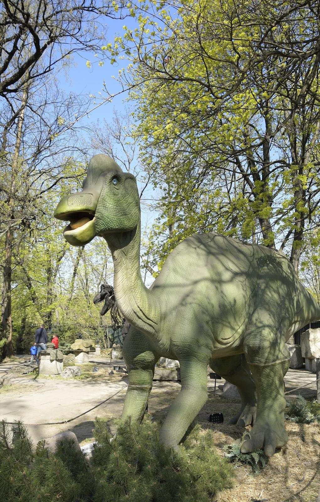 living dinosaurs