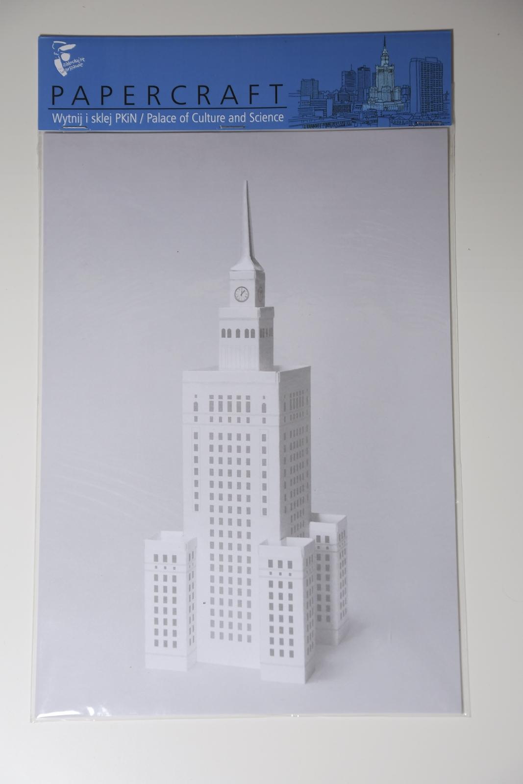 papierowy pałac kultury