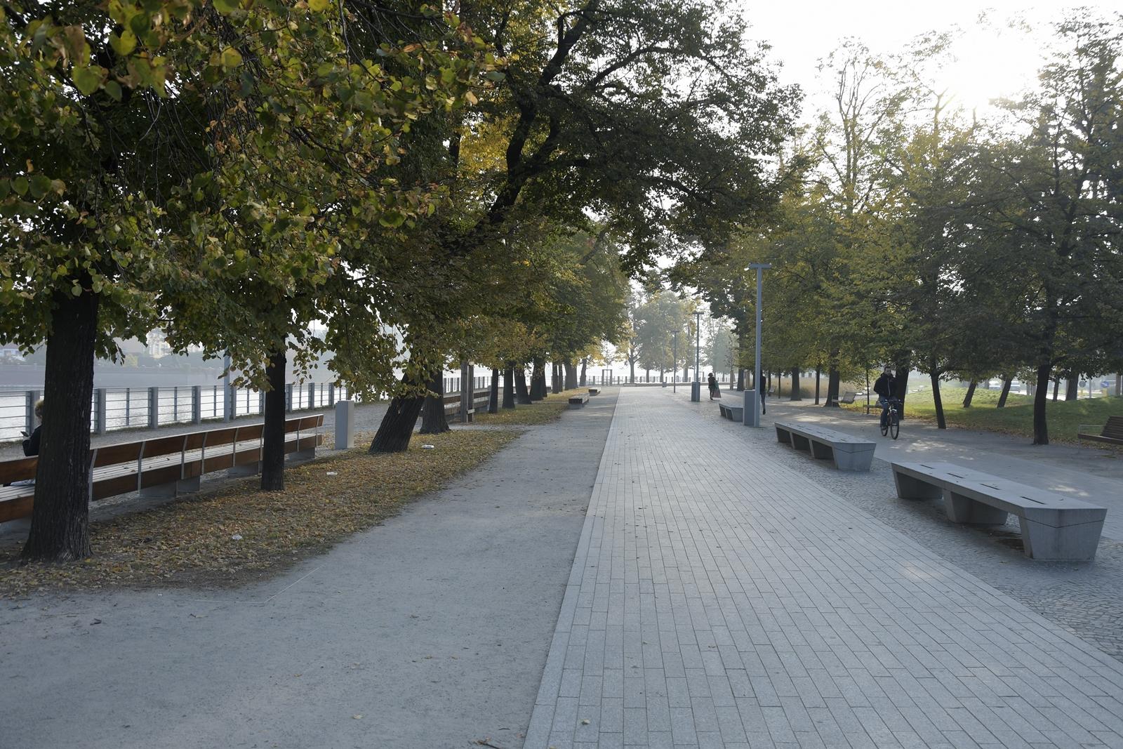 spacer we wrocławiu