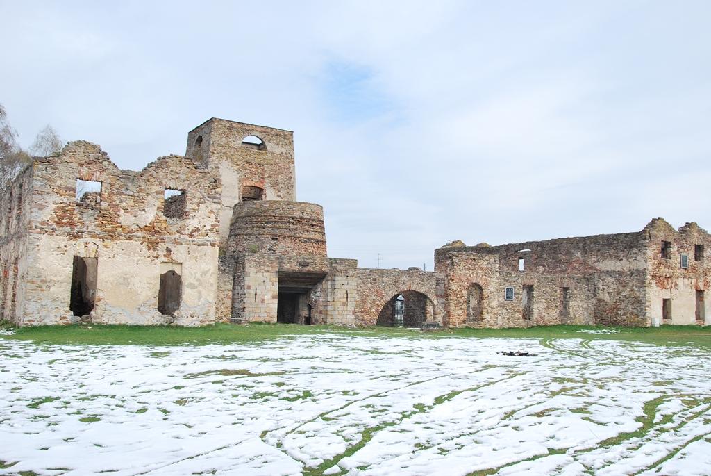 ruiny świętokrzyskie