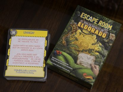 escape room tajemnice eldorado