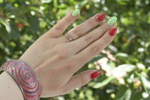 owocowy manicure
