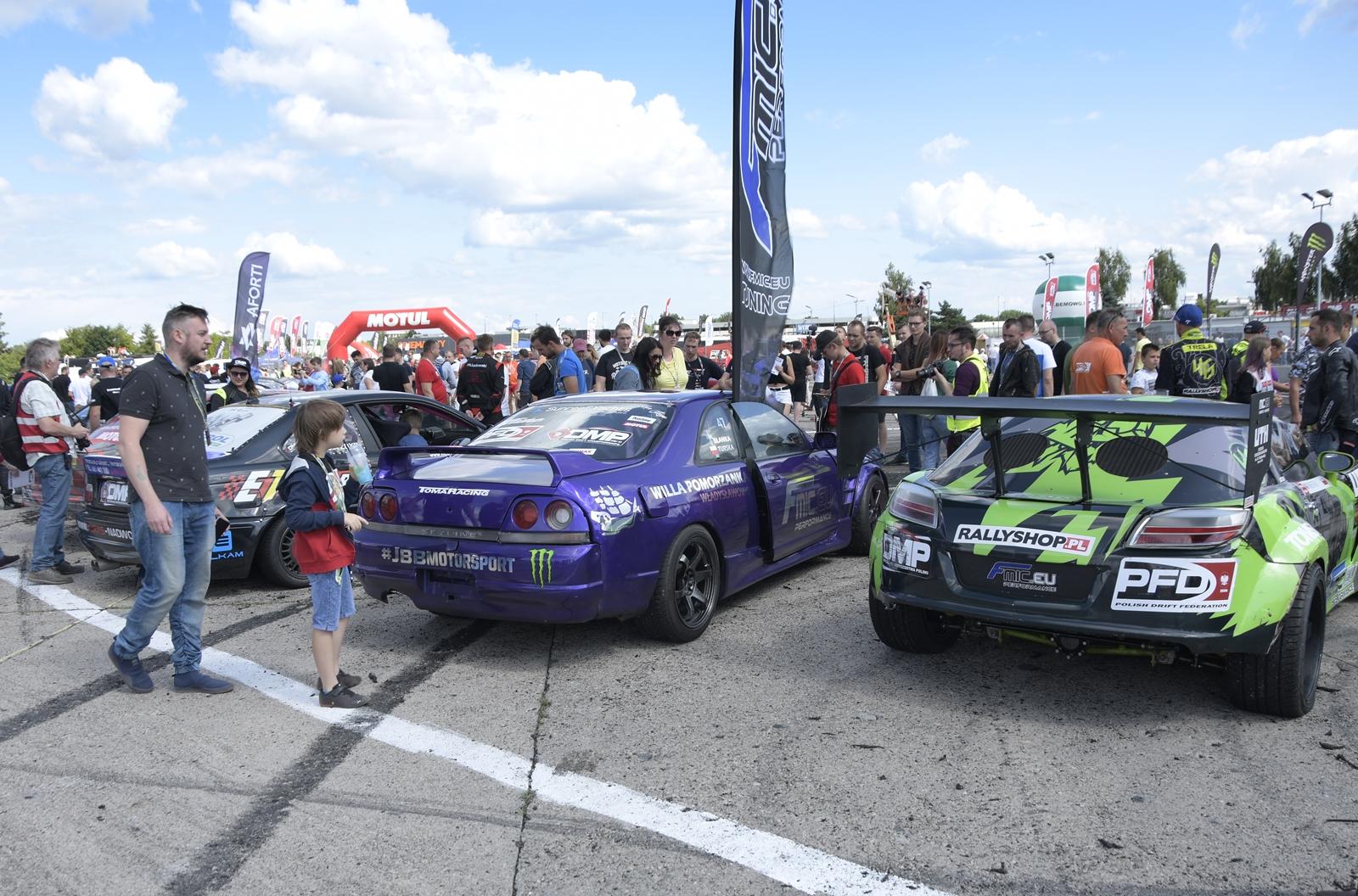 driftingowe mistrzostwa polski