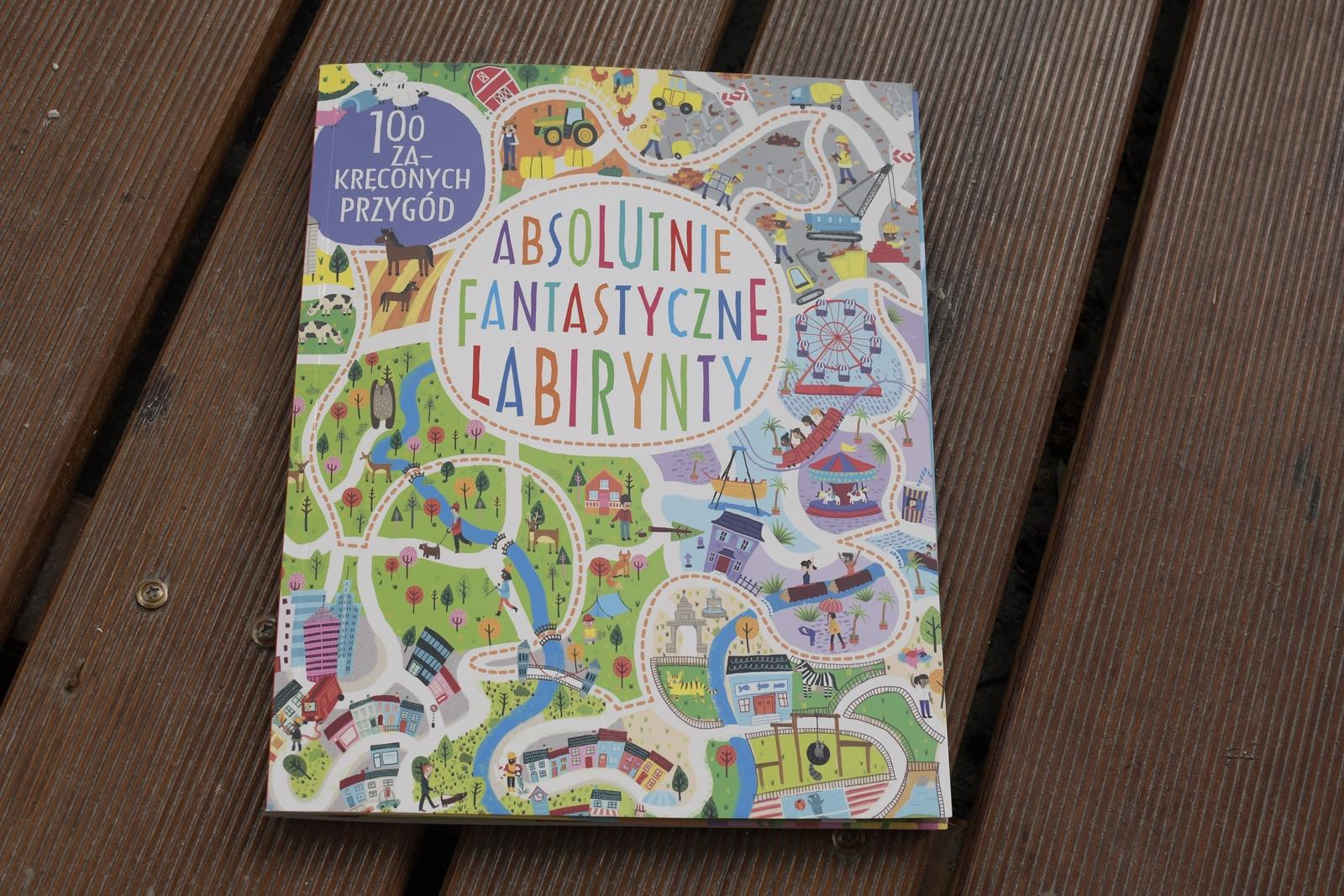 książeczki z zagadkami dla dzieci