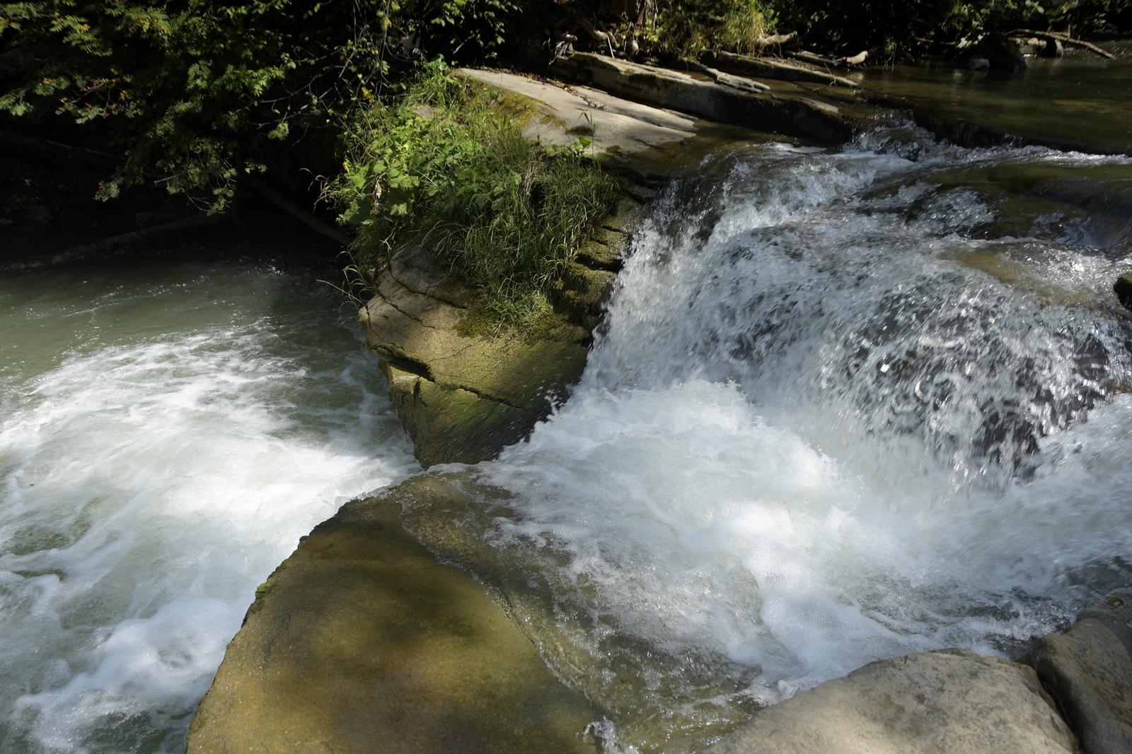 kacwin wodospad