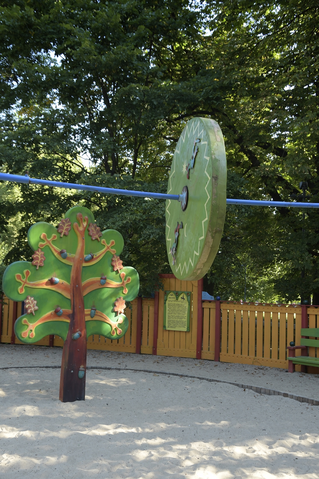 węgierski plac zabaw