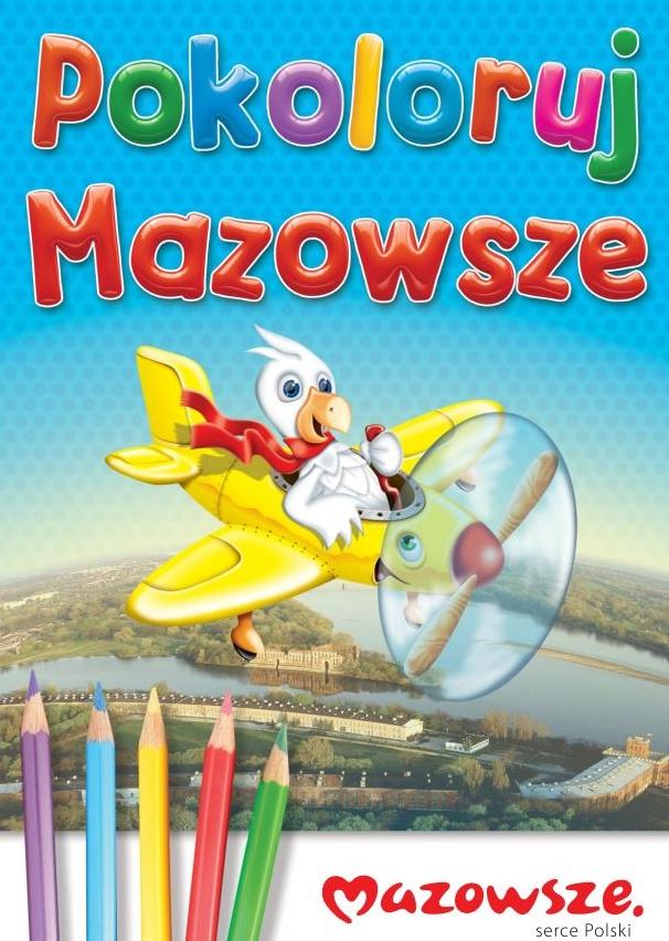przewodniki dla dzieci po Warszawie