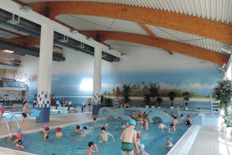najlepszy basen warszawa
