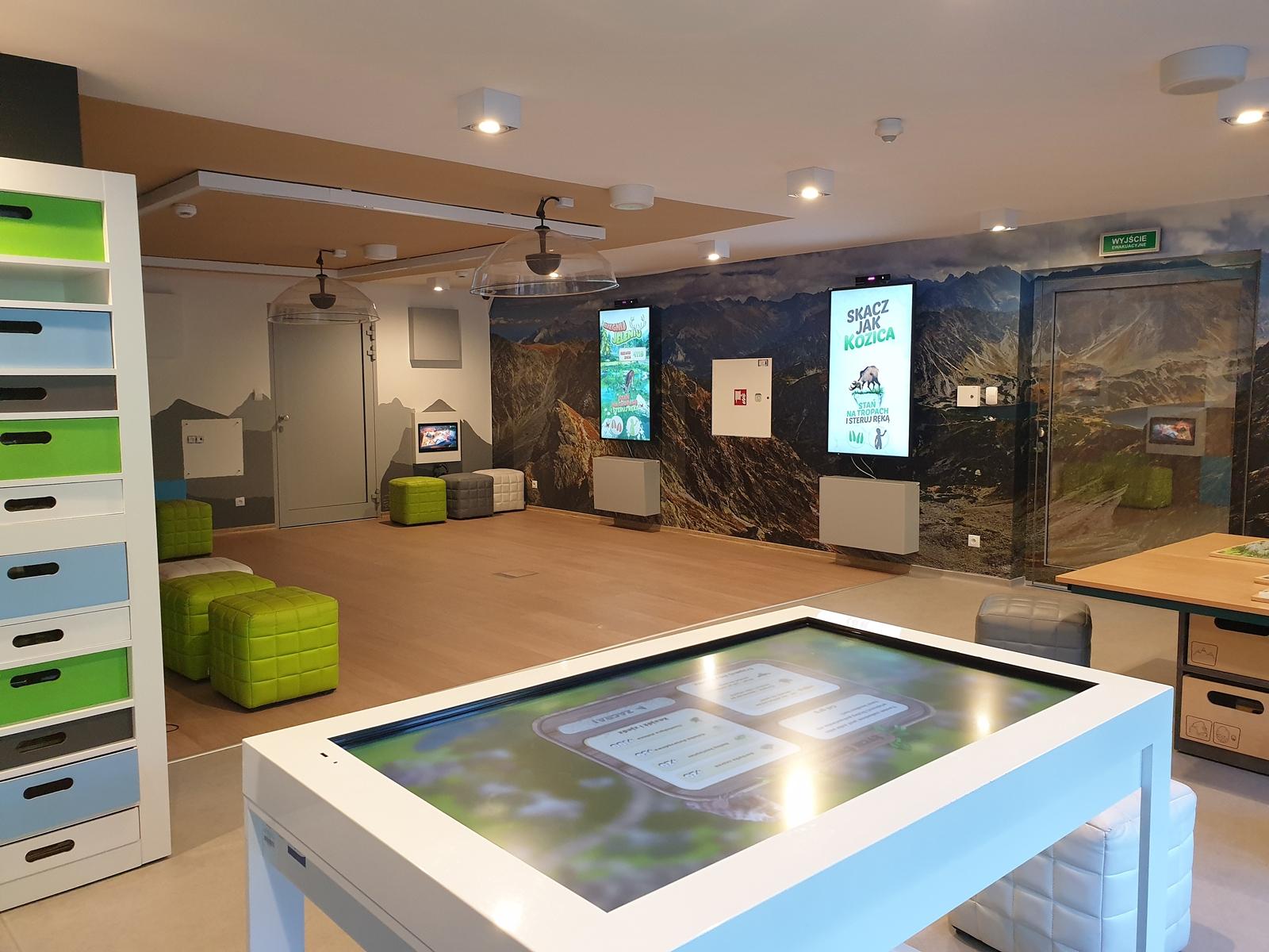 centrum edukacji przyrodniczej tatrzańskiego parku narodowego