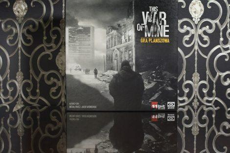 this war of mine gra planszowa