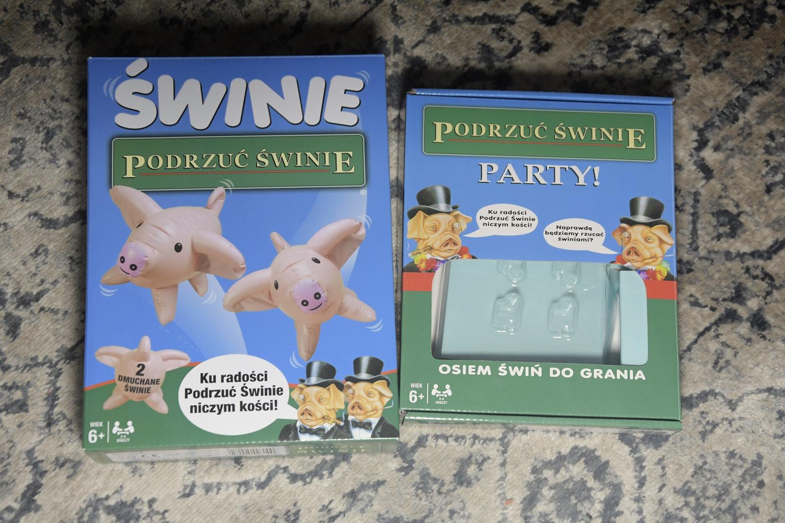 gry planszowe na dziecięce imprezy